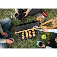 Primus Campfire Stainless-Steel BBQ Tongs
